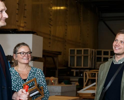 Lendager Group Procespris Boligfonden Kuben Lean Construction-DK Netværket